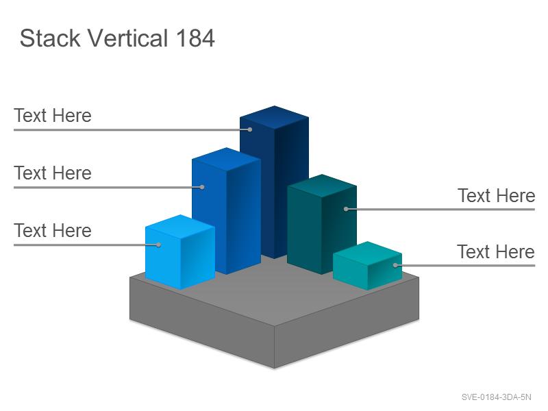 Stack Vertical 184