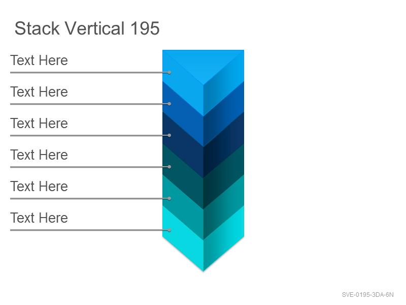 Stack Vertical 195