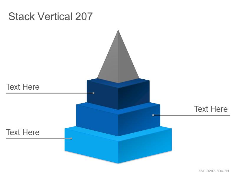 Stack Vertical 207