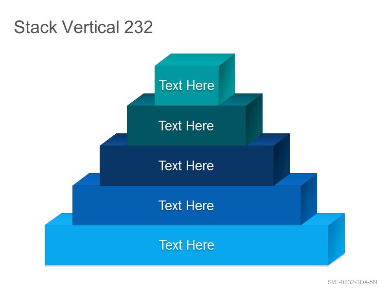 Stack Vertical 232