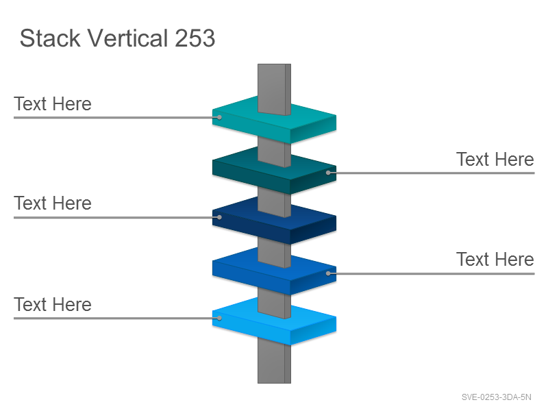 Stack Vertical 253