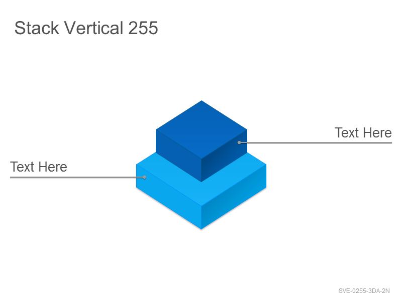 Stack Vertical 255