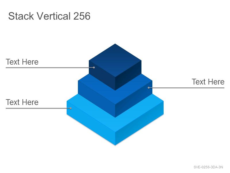 Stack Vertical 256
