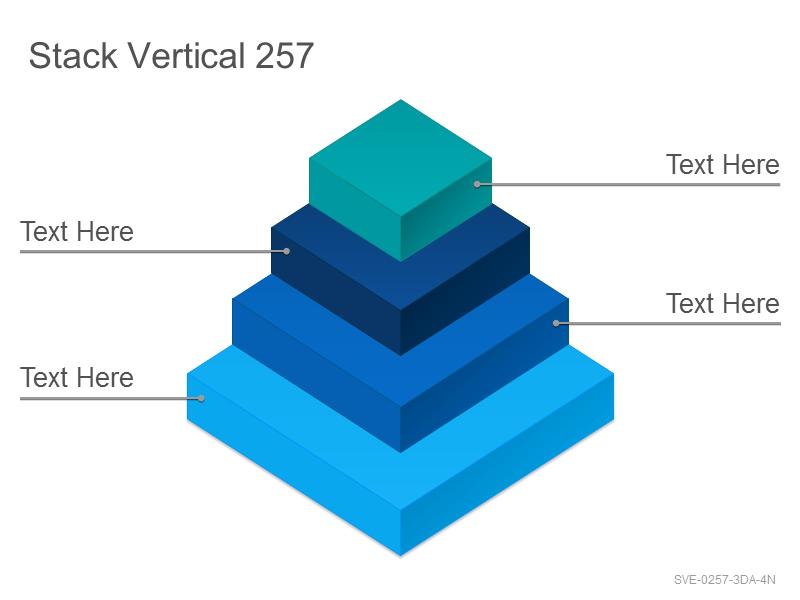 Stack Vertical 257