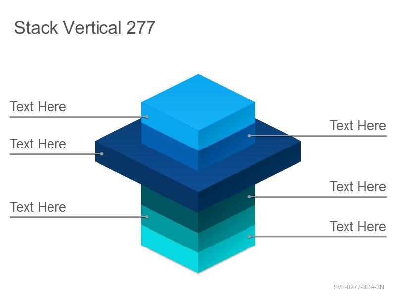 Stack Vertical 277