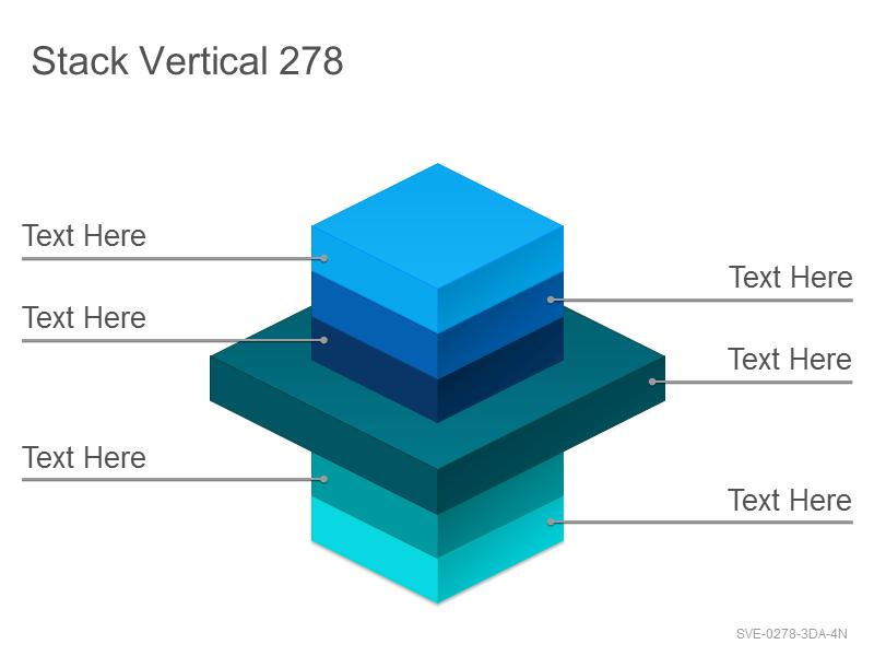Stack Vertical 278