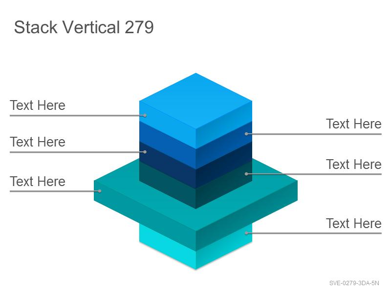 Stack Vertical 279