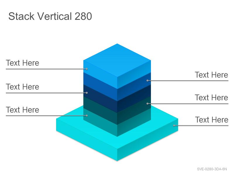 Stack Vertical 280