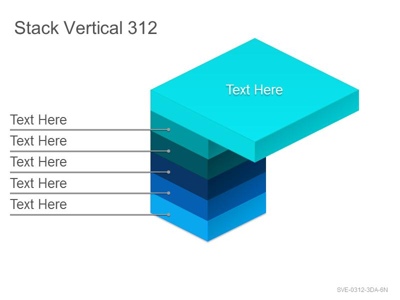 Stack Vertical 312