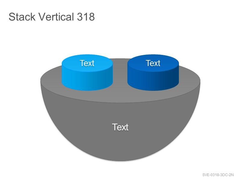 Stack Vertical 318
