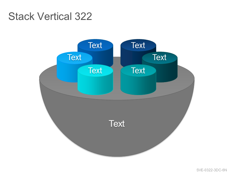 Stack Vertical 322