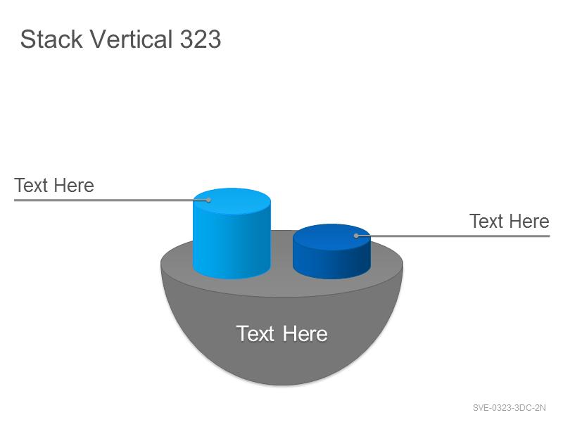 Stack Vertical 323