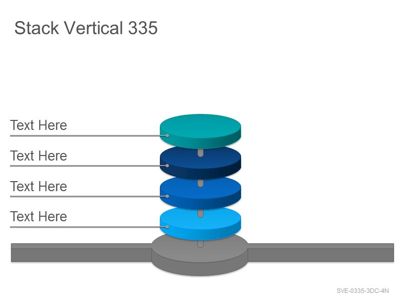 Stack Vertical 335