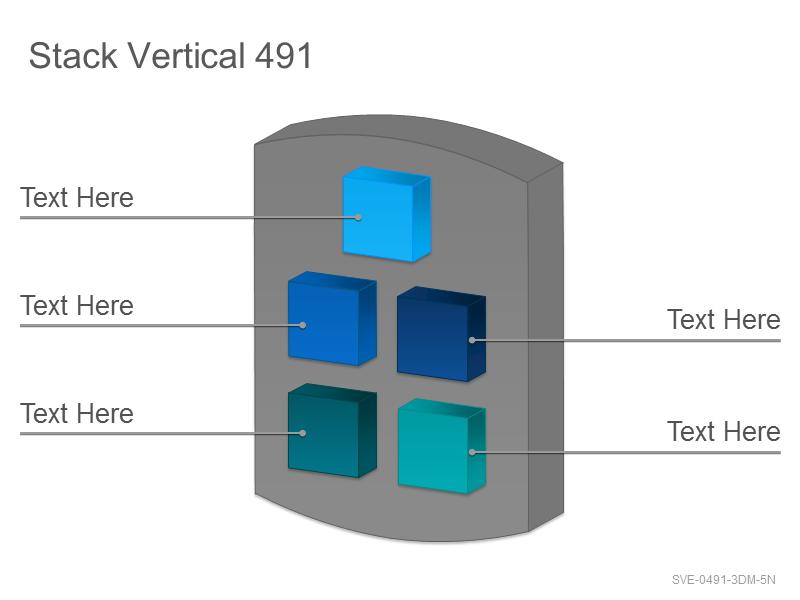 Stack Vertical 491