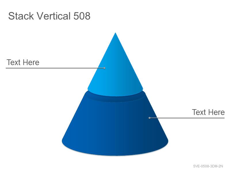 Stack Vertical 508