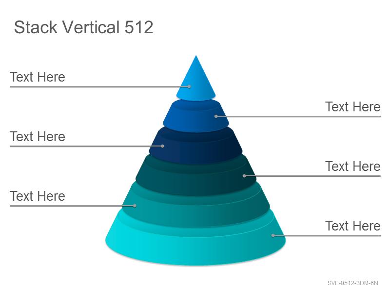 Stack Vertical 512