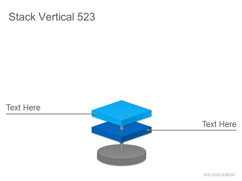 Stack Vertical 523