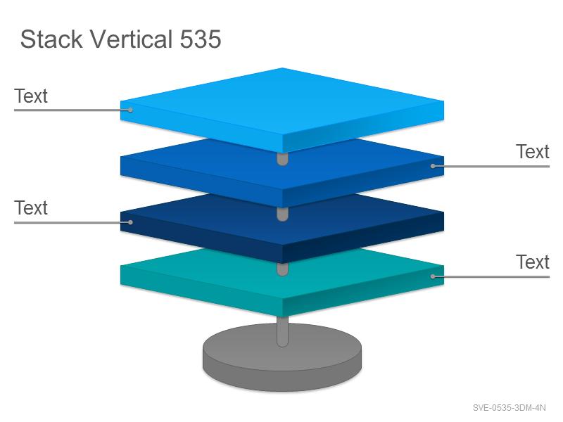 Stack Vertical 535