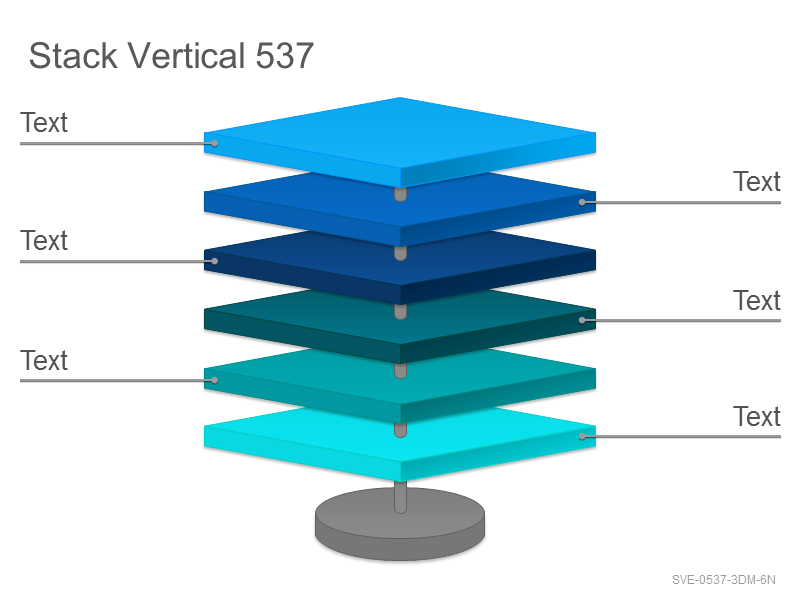 Stack Vertical 537