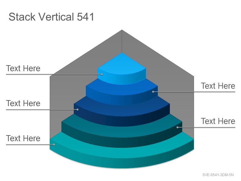Stack Vertical 541