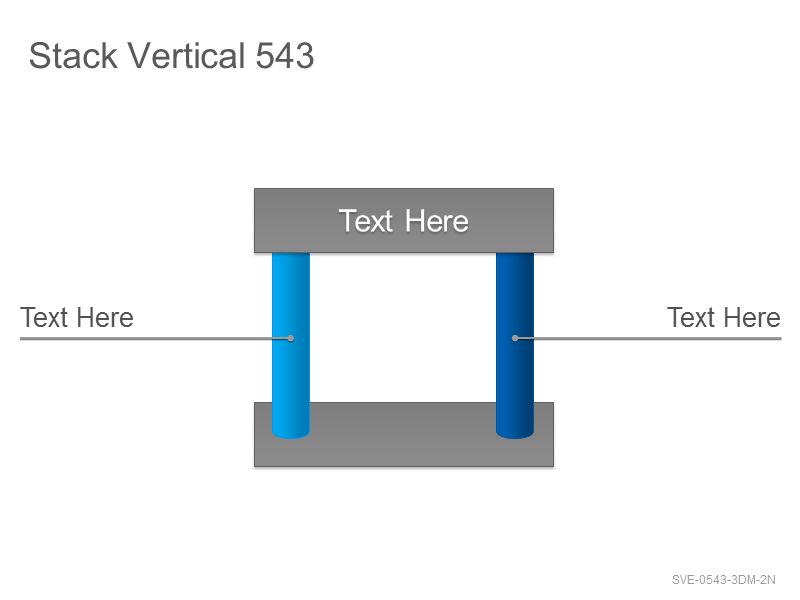 Stack Vertical 543