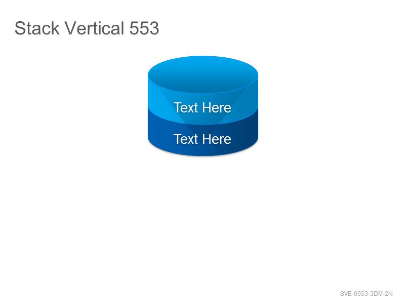 Stack Vertical 553