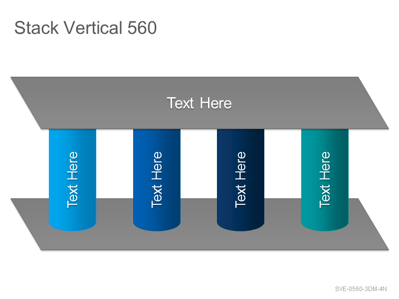 Stack Vertical 560
